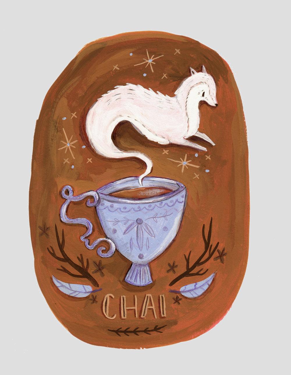 Chai Ghostea