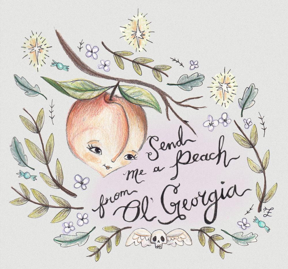 Ol' Georgia Peach