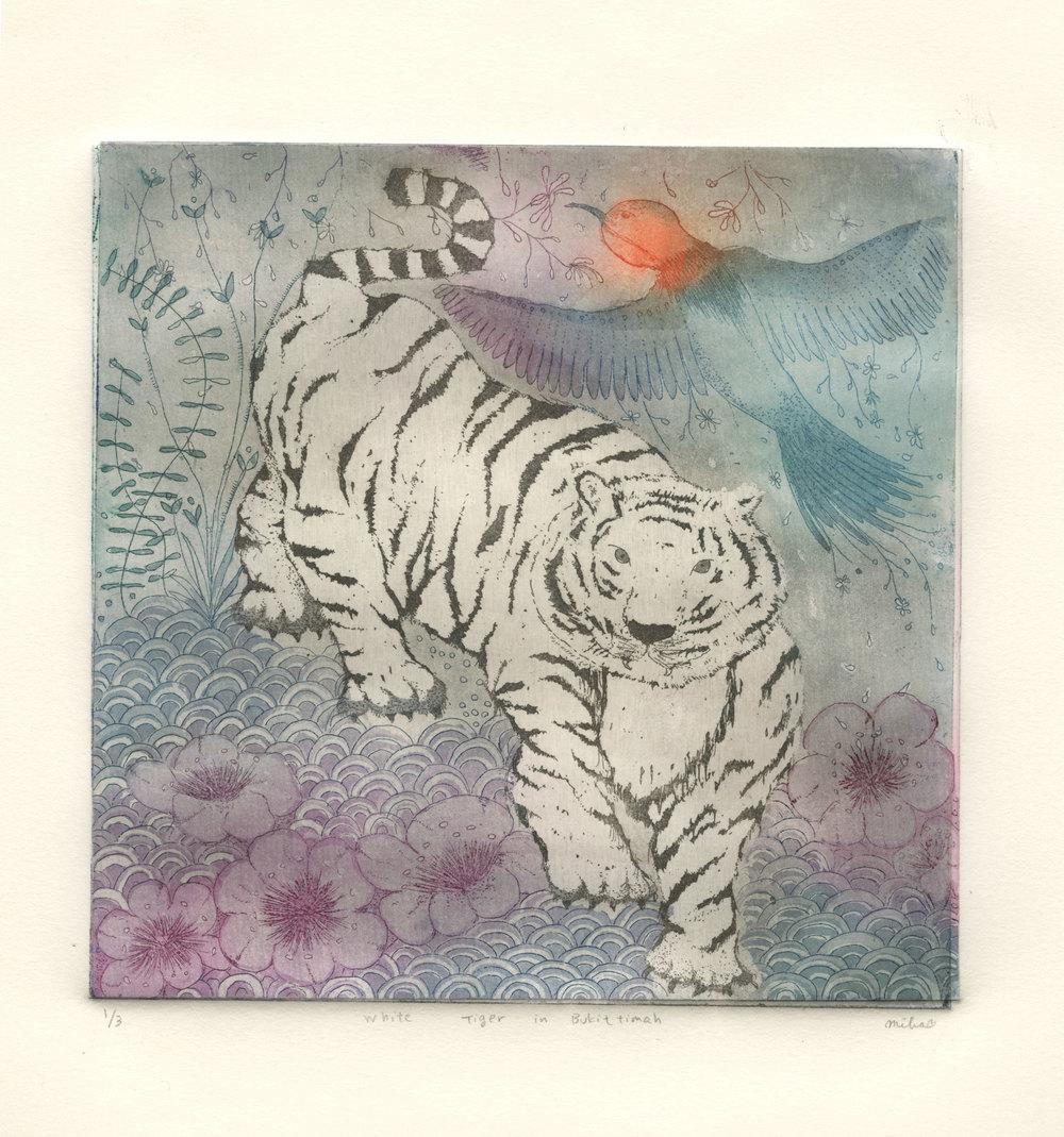 Whit Tiger In Mukittima
