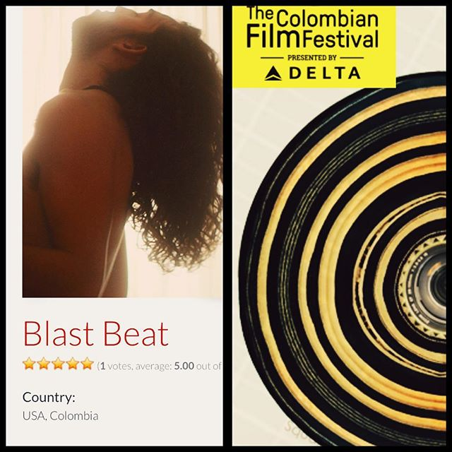 Blast Beat will screen at the Colombian Film Festival of NYC this weekend at 11am on Saturday the 26th and Sunday the 27th! Come out and have a blast at our east coast premiere! 😍🎥😎💪🏽✨🔝🎬 #BlastBeat #NYC #colombian #colombianfilmfestivalnyc #filmfestival #indiefilm #shortfilm #metal #supportindiefilm #latino #latinofilm #ariasbros #filmmaking #filmmakerlife