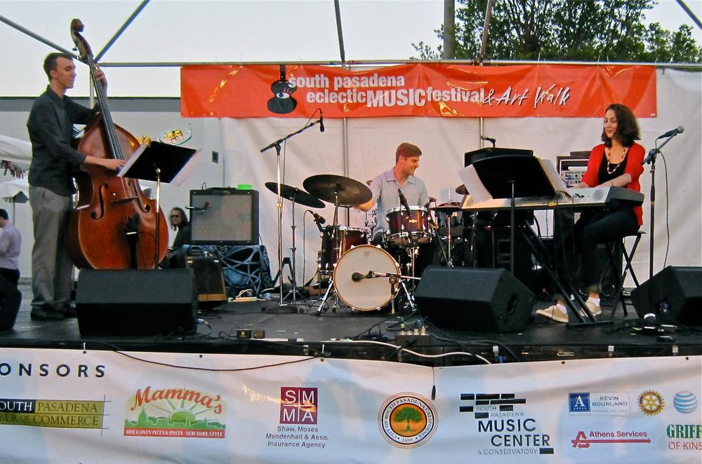 South Pasadena Eclectic Music Festival