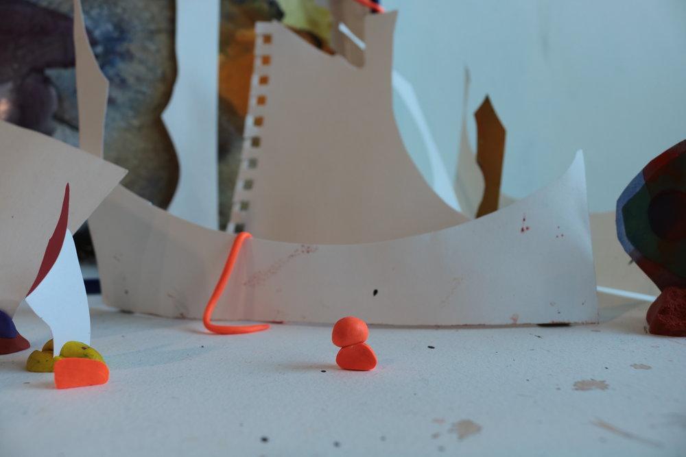 Scraps (Detail)