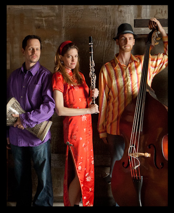 Lamajamal Trio with George Lawler, Eve Monzingo, Joseph Spilberg