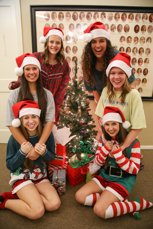 Roomie Christmas 2015 was definitely one of my most favorite memories