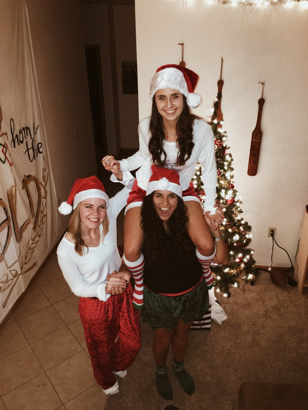 Merry Christmas peeps