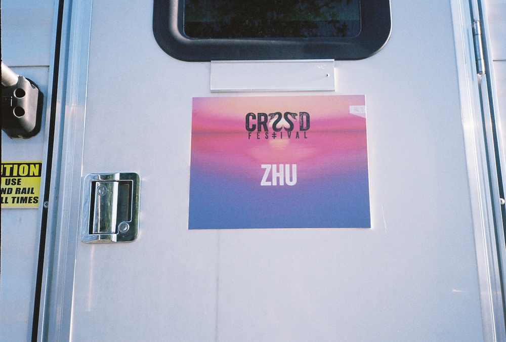 LABELMATE ZHU OFFERS UP HIS TRAILER TO YUNG G
