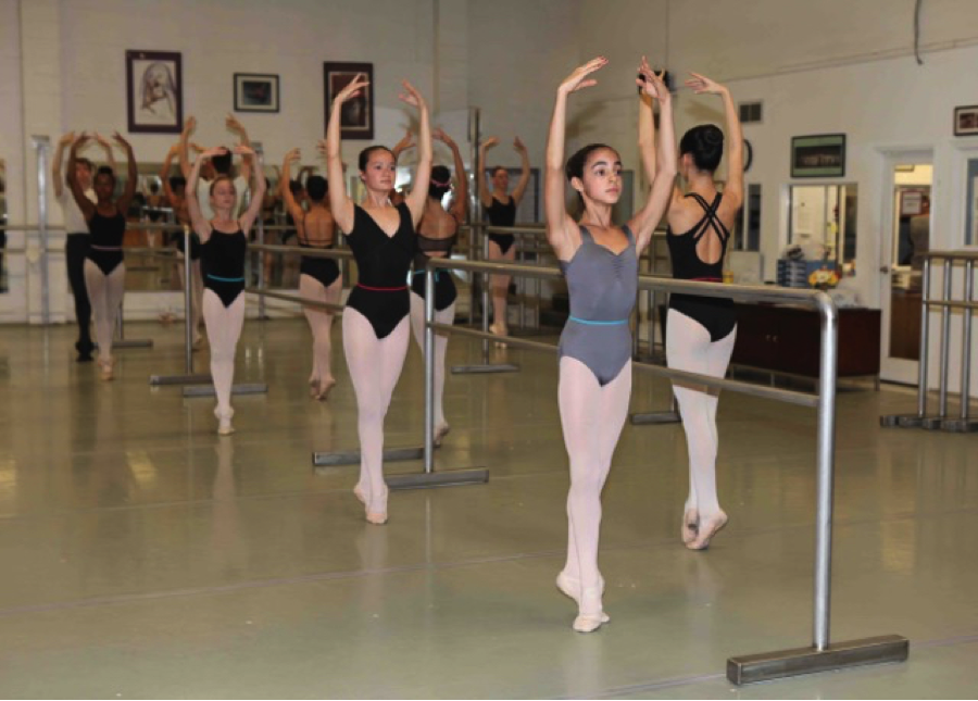 Photo courtesy of Lauridsen Ballet Centre