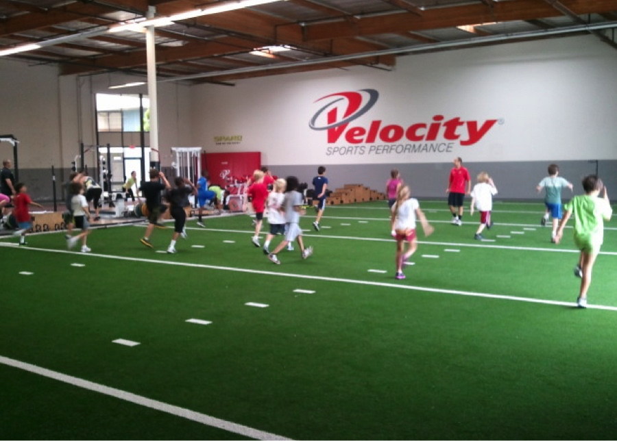 Photo courtesy of Velocity Sports Performance