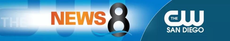 News8 CW San Diego