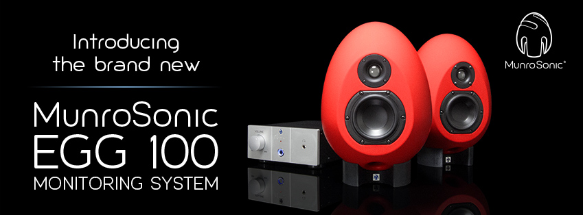 Introducting the MunroSonic Egg100 Monitoring System