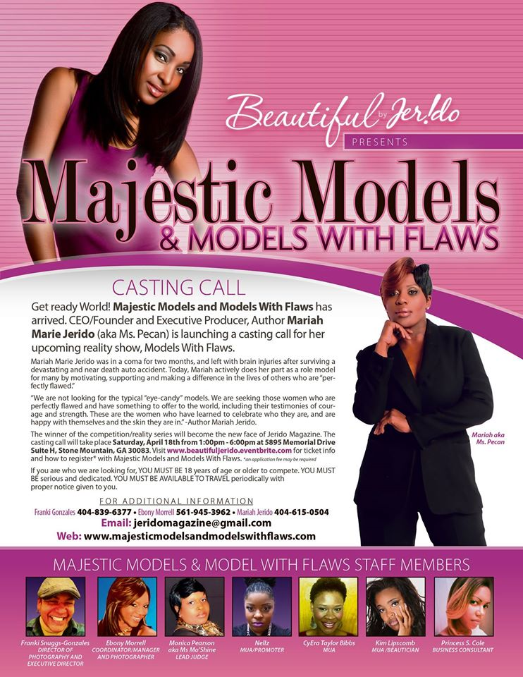 Majestic Models and Models with Flaws