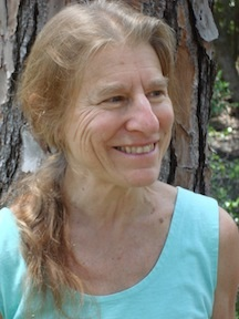 Joan Michelson is a writer whose poem  '  Eva Borrisov  '  appears in the Fall 2015 issue of The Intima  and is from 'Bloomvale,' a sequence set in a Home for Assisted Living and giving a glimpse into individual lives within the aging ailing spirited community.  Former Head of Creative Writing, University of Woverhampton, Michelson teaches creative writing to Medical Students at Kings College, University of London.