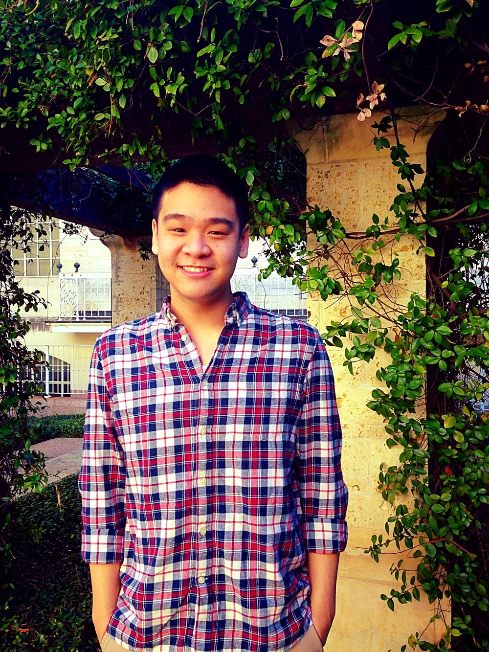 "Thomas Nguyen is an aspiring physician and poet, and currently attends the University of Texas at Austin, where he is a third-year undergraduate student studying Neuroscience and Creative Writing. He has previously been published in The Healing Muse. His poem ""6 Ways of Looking at a Friend"" appears in the Spring 2016 Intima."