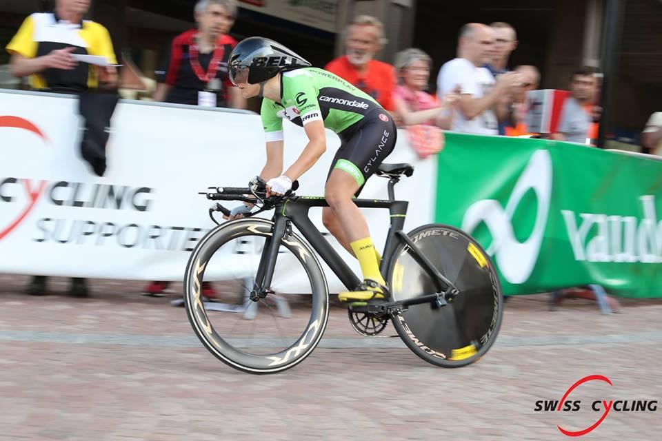 Cylance Pro Cycling s Doris Schweizer wins 2nd consecutive Swiss TT ... e7a9521a1