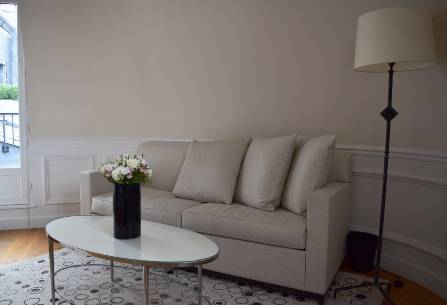Grand hotel du palais royal paris black tomato - I Stayed In The Palais Royal Suite Which Took My Breath Away As Soon As The Door Opened When You Step Inside You Are Greeted By A Plush Chaise Lounge And