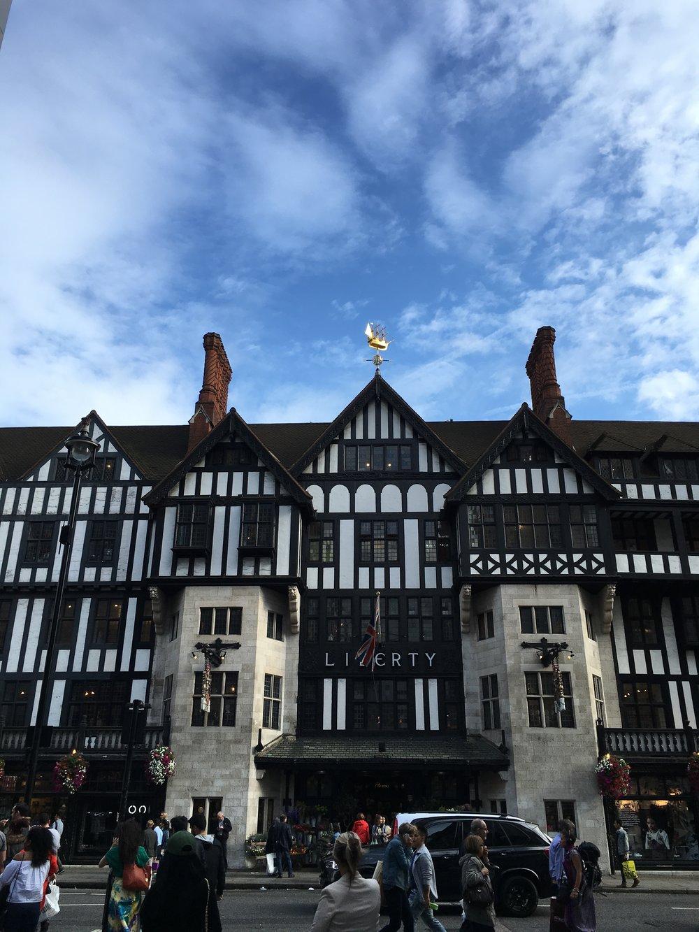 Grand hotel du palais royal paris black tomato - Liberty London