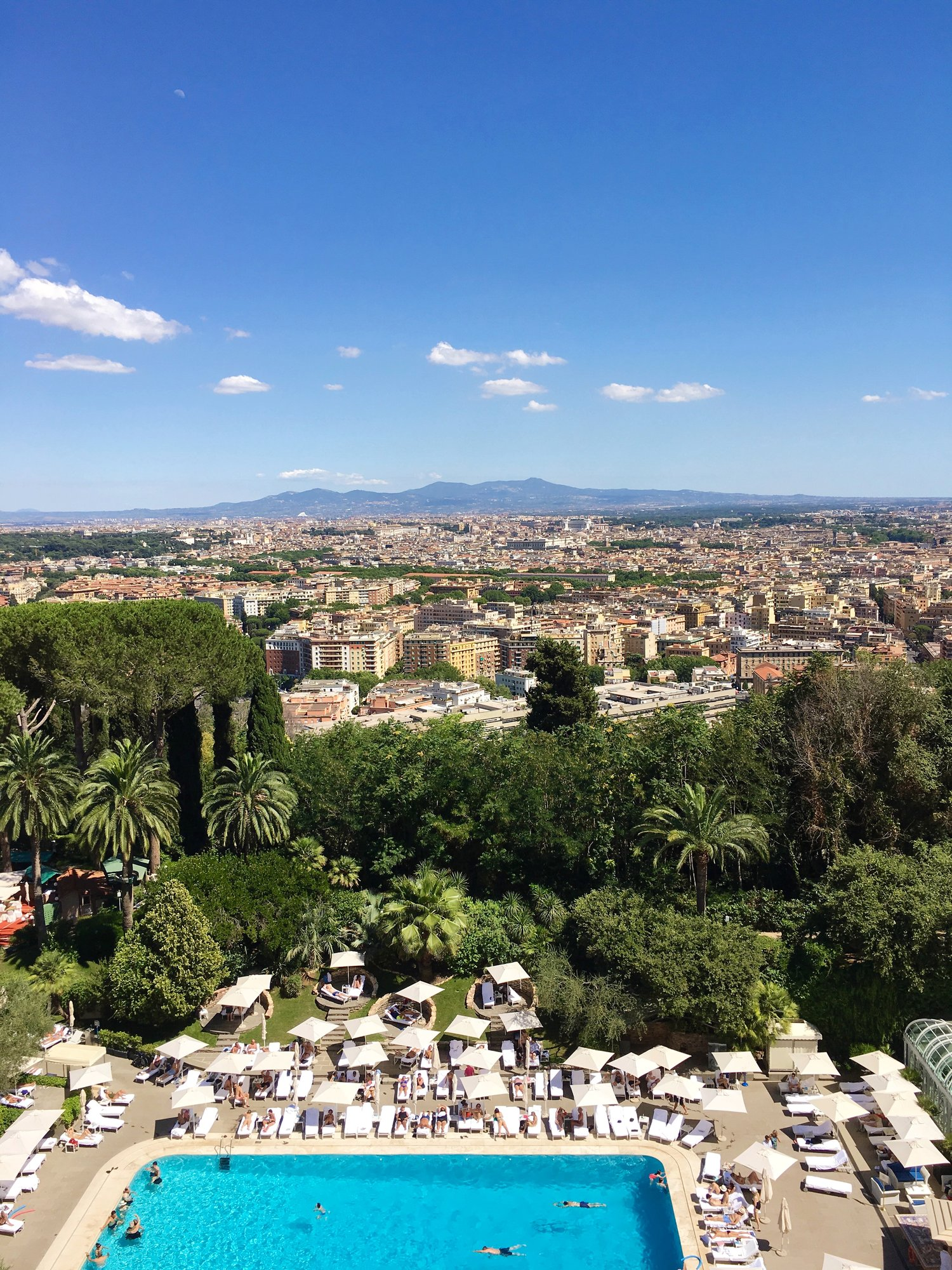 422fcb2dc WMW and the Rome Cavalieri — Woman Meets World