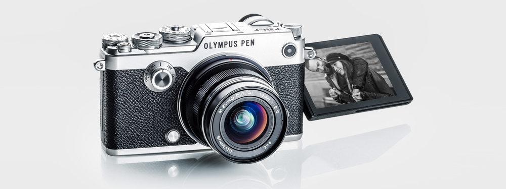 Photo: Olympus PEN