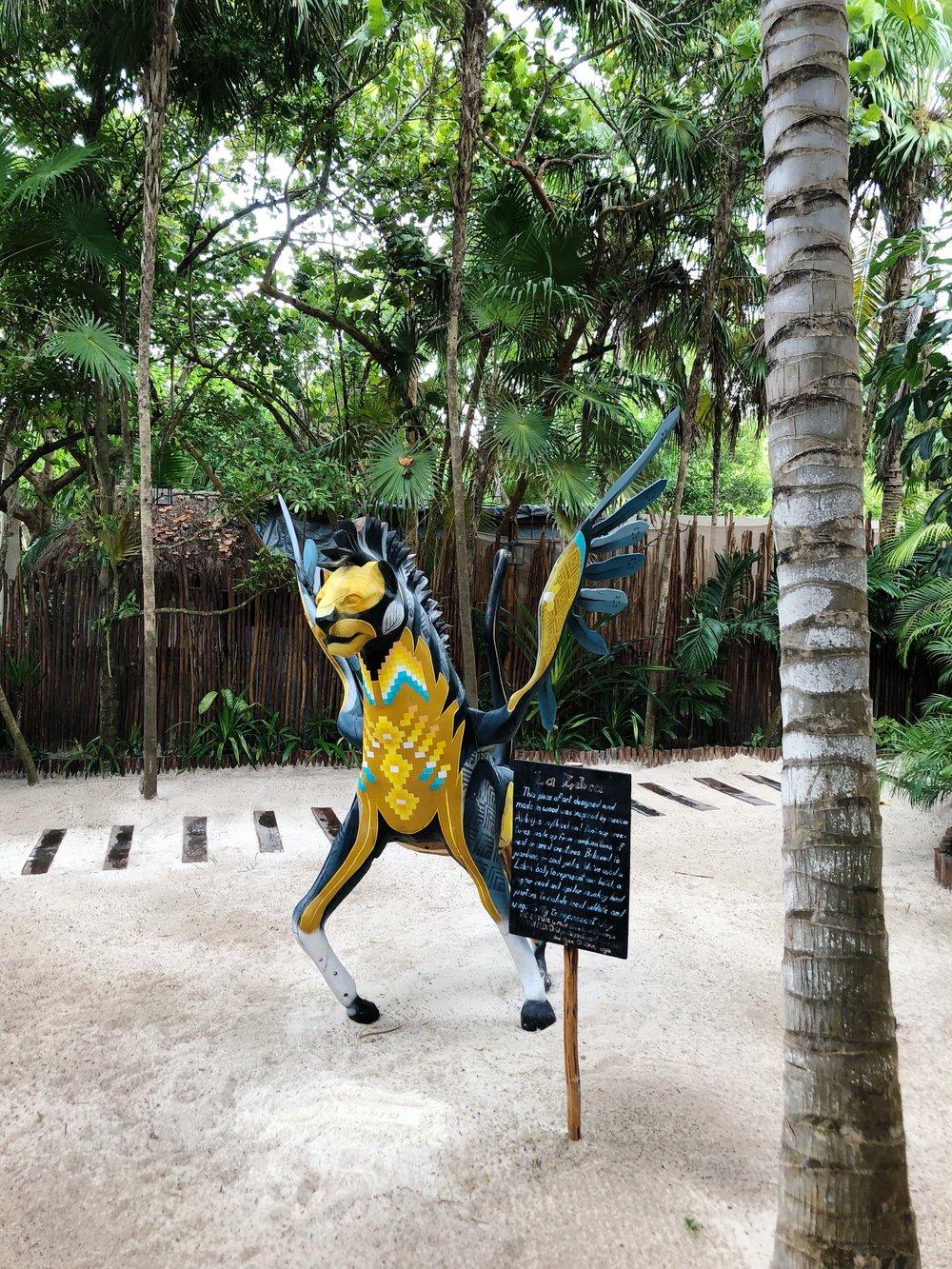 La Zebra Hotel Tulum Mexico