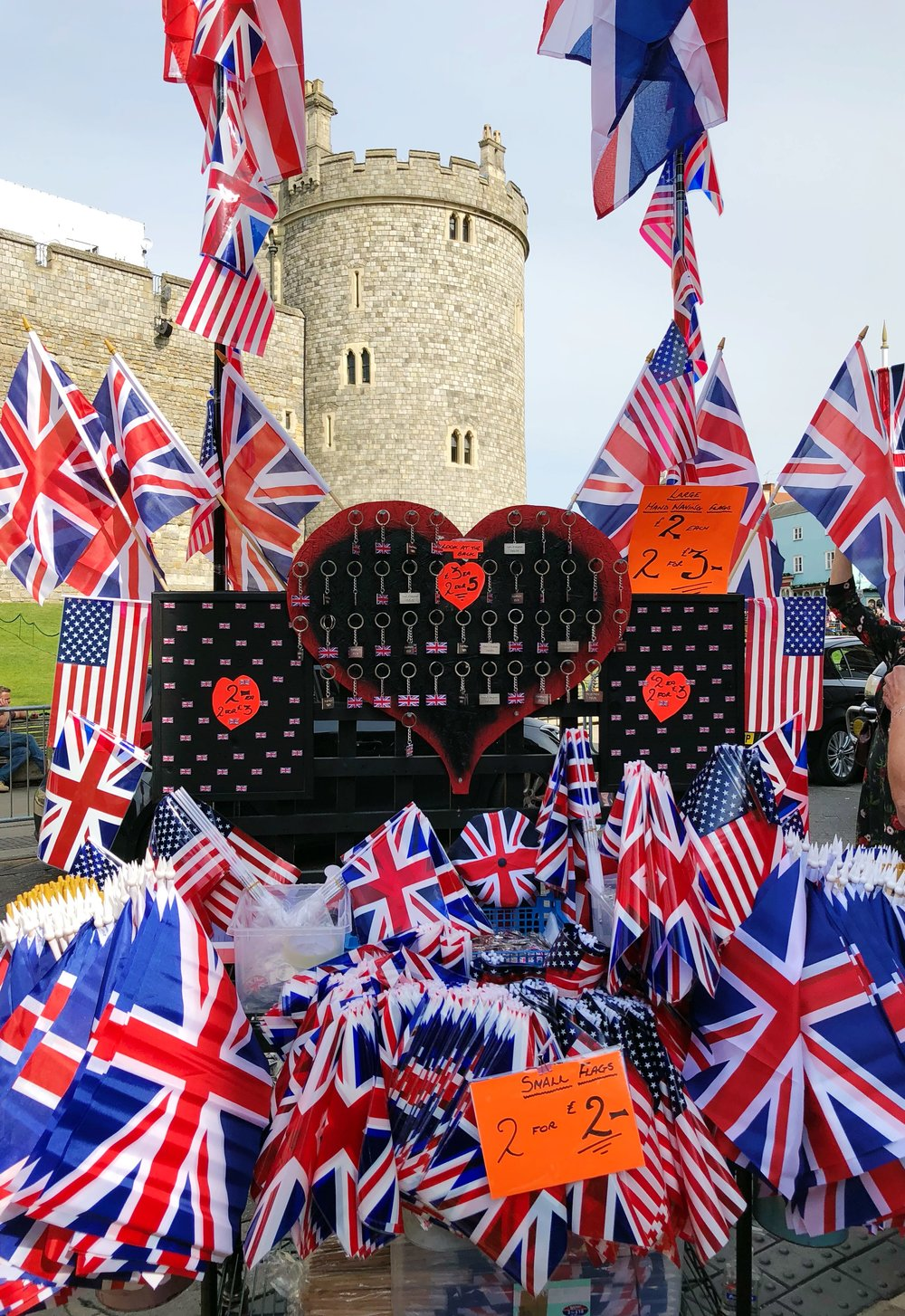 Windsor, Royal Wedding, UK