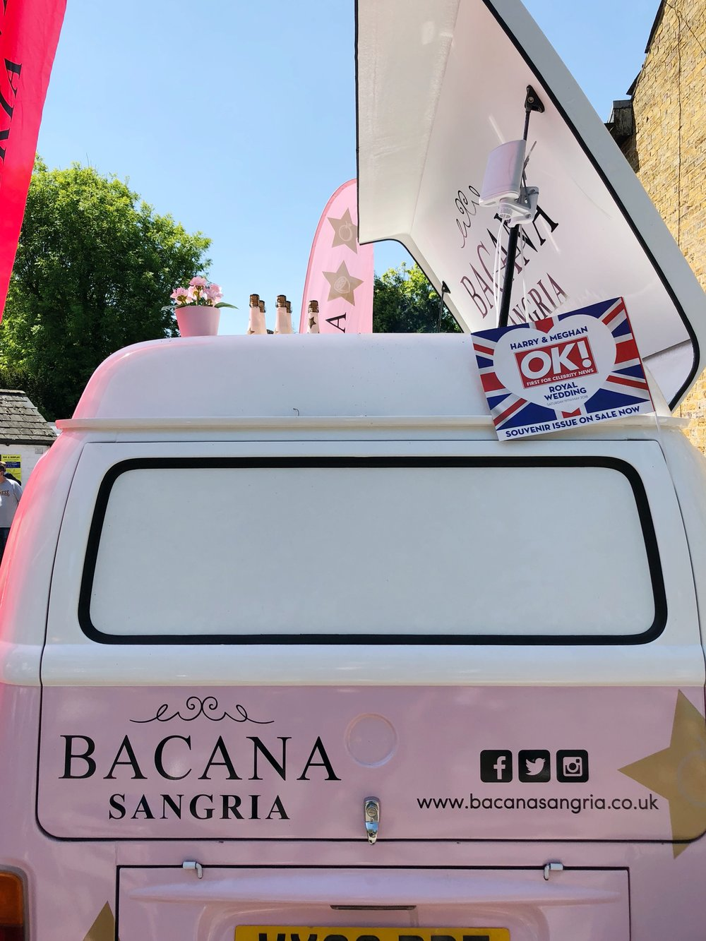 Windsor, UK, Royal Wedding, Bacana