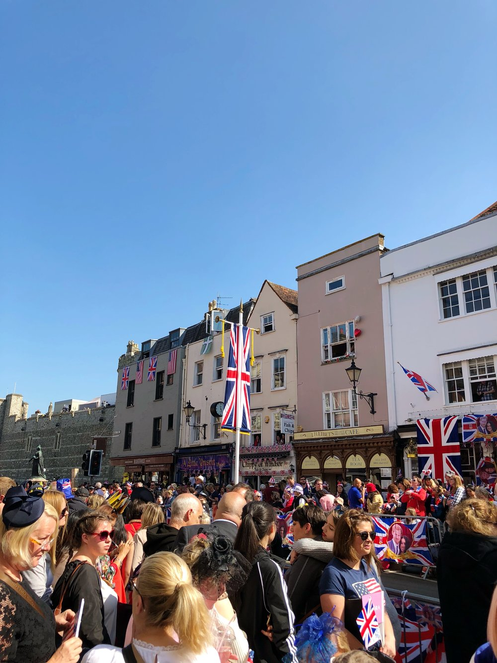 Windsor, Royal Wedding