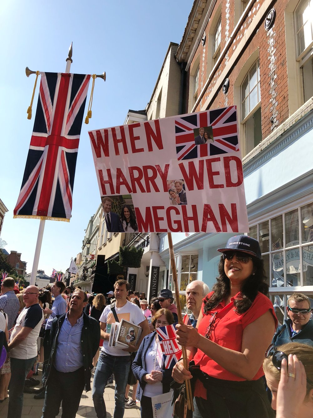 Windsor, UK, Royal Wedding, Harry and Meghan