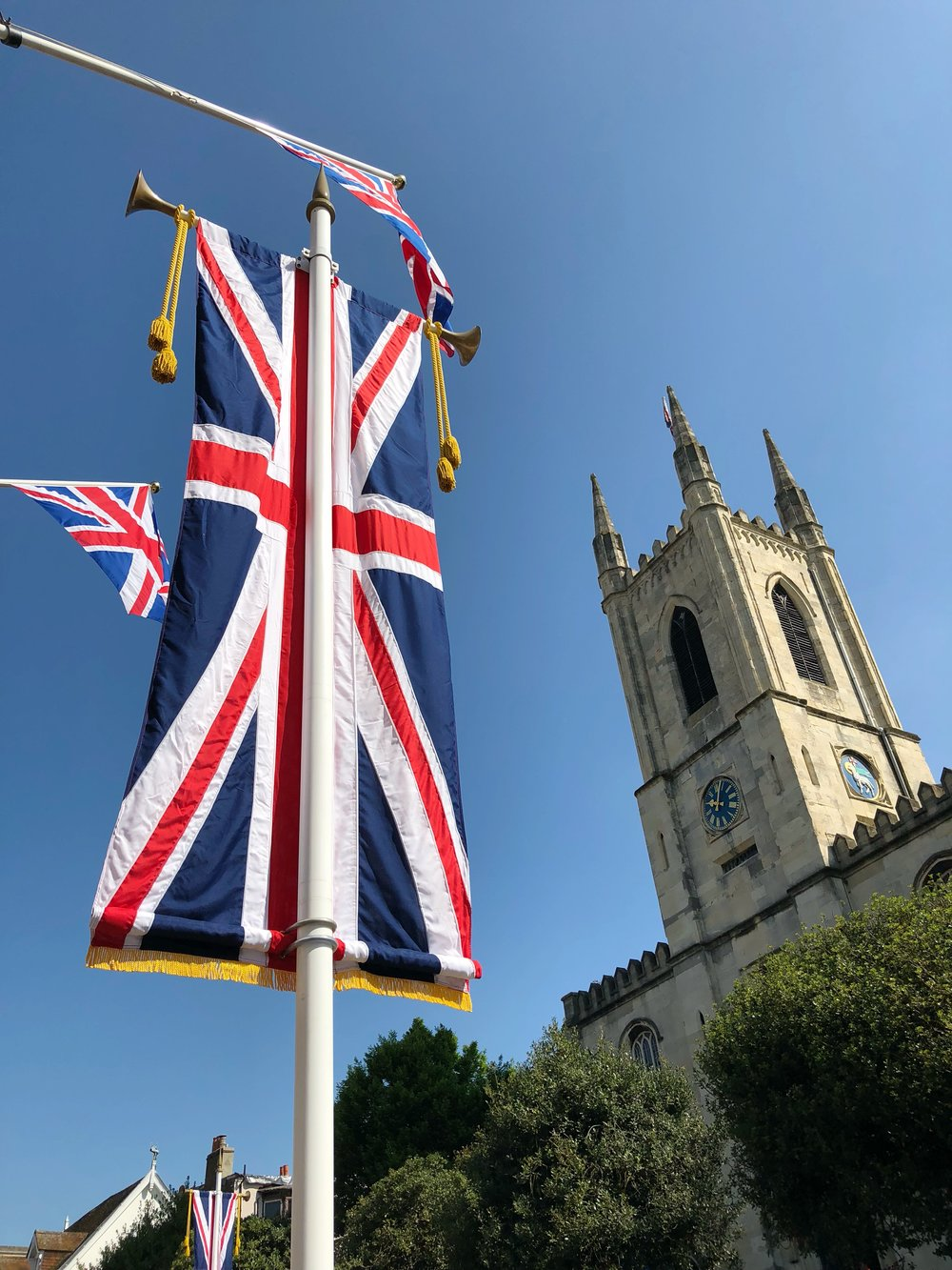 Windsor, Berkshire, England, UK, Royal Wedding