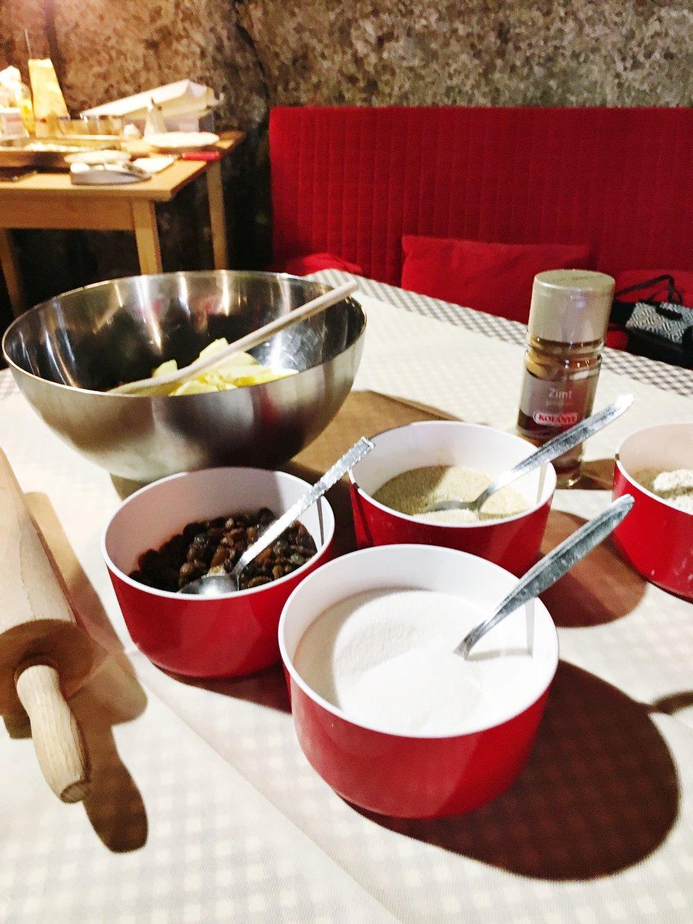 Edelweiss Cooking School, Salzburg, Austria