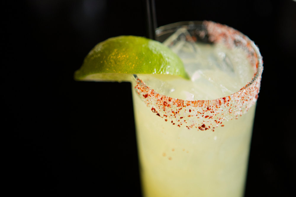 Spicy Margarita w/Thai Chili