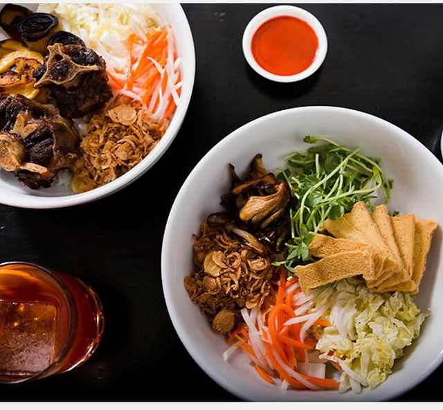 Let us make you dinner tonight! Mushroom curry or fried rice (with pork belly and crab) sound good? We'll see you at 5!