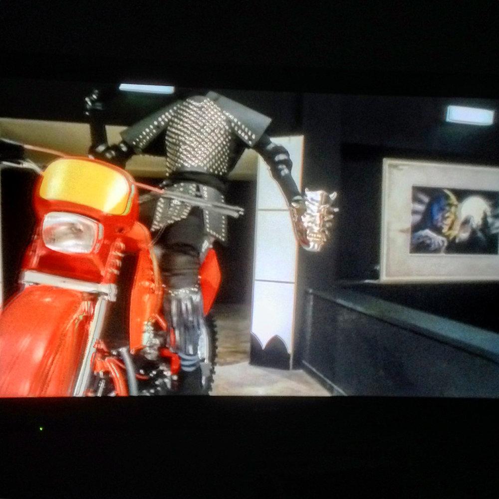 Day 3: Nice bike.   Demons (1985)