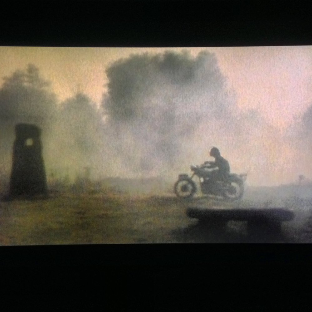 Day 11: Midnight biker.   Psychomania aka: The Death Wheelers (1973)