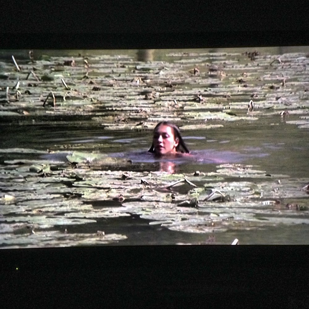 Day 12: Swimmin' hole.   Zombie Lake (1981)