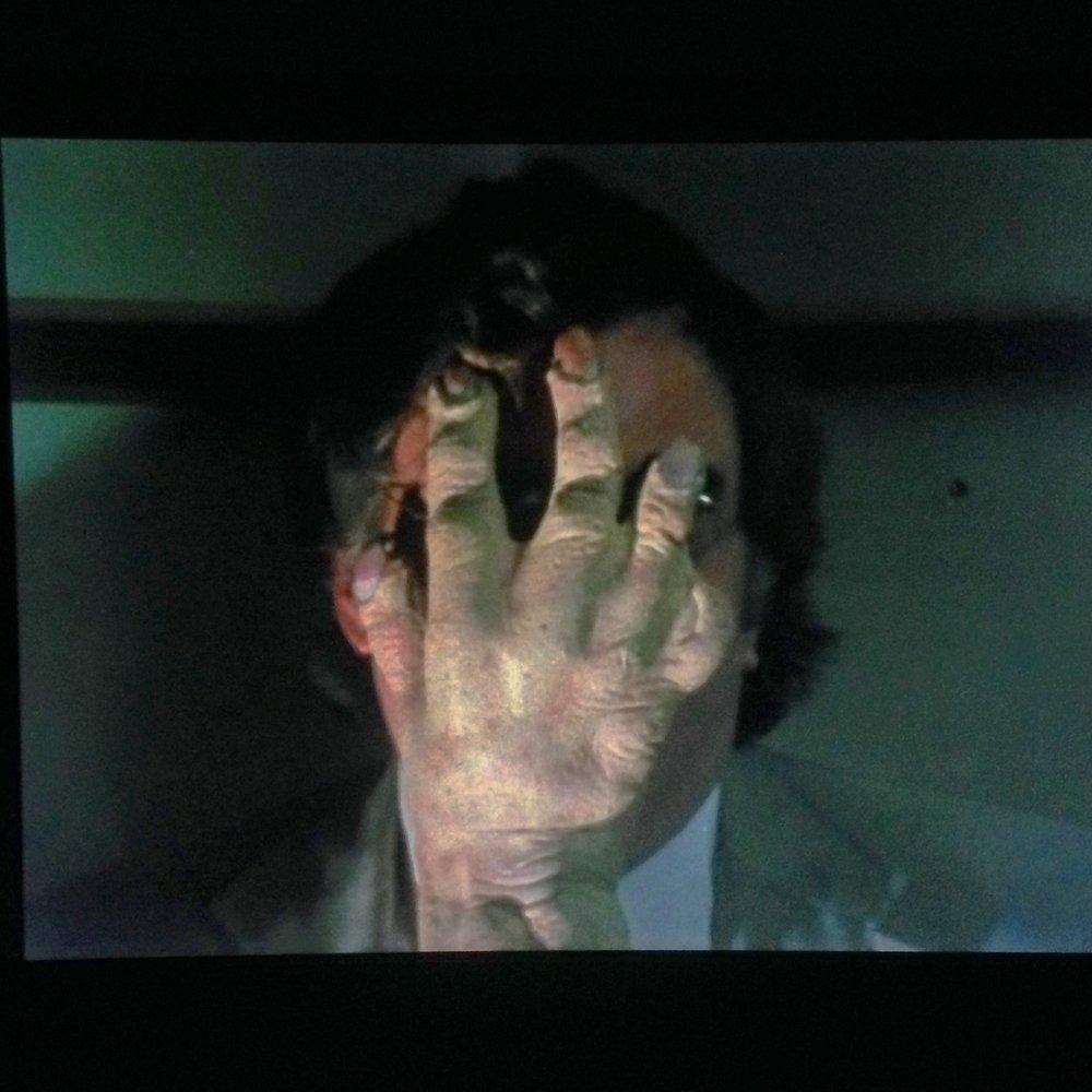 Day 23: Face palm.   Basket Case (1982)