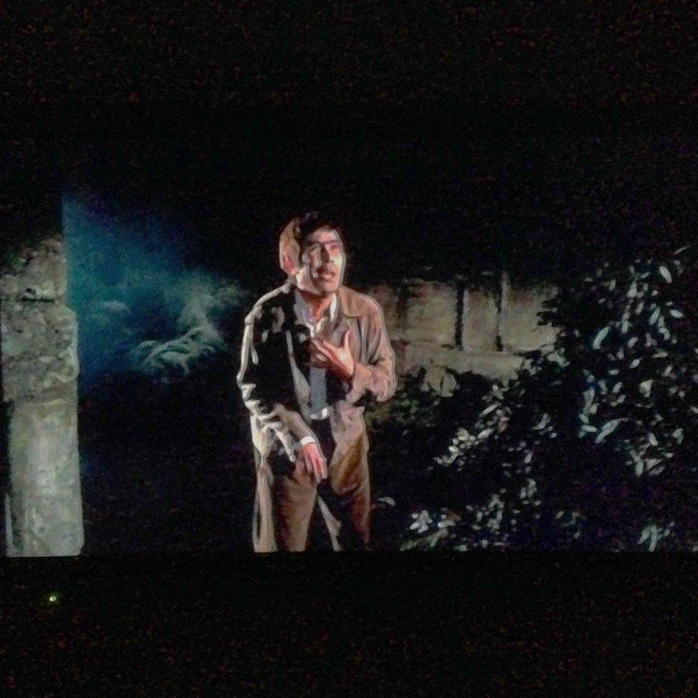 Day 26: I am your friend.   Return of the Evil Dead aka:     El Ataque de los Muertos sin Ojos (1973)