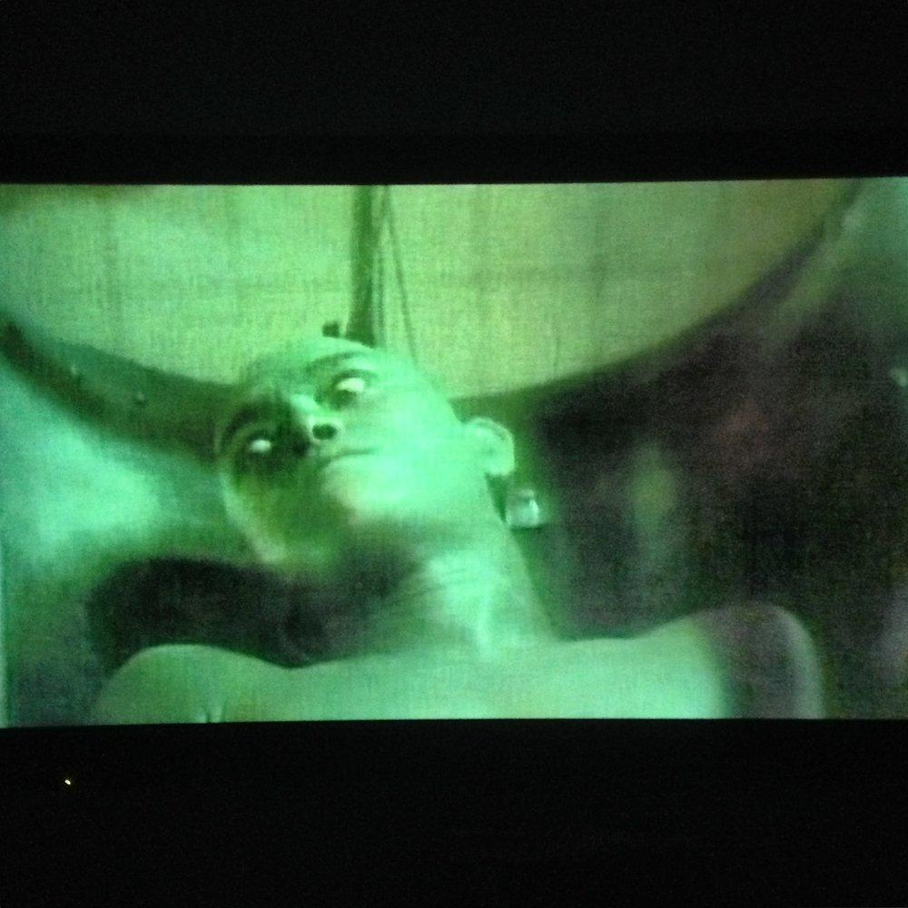 Day 30: Green guy.   Zombi 3 (1988)