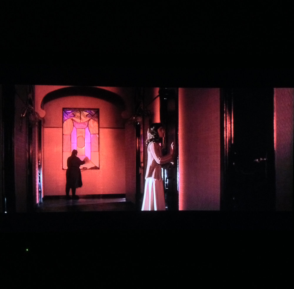 Day 31 - Happy Halloween: What's behind this door?   Suspiria (1977)