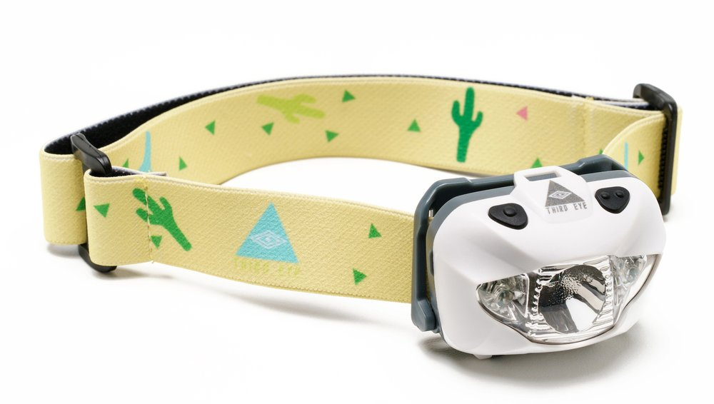 Third Eye Headlamps - Cactus - Pick one up HERE!