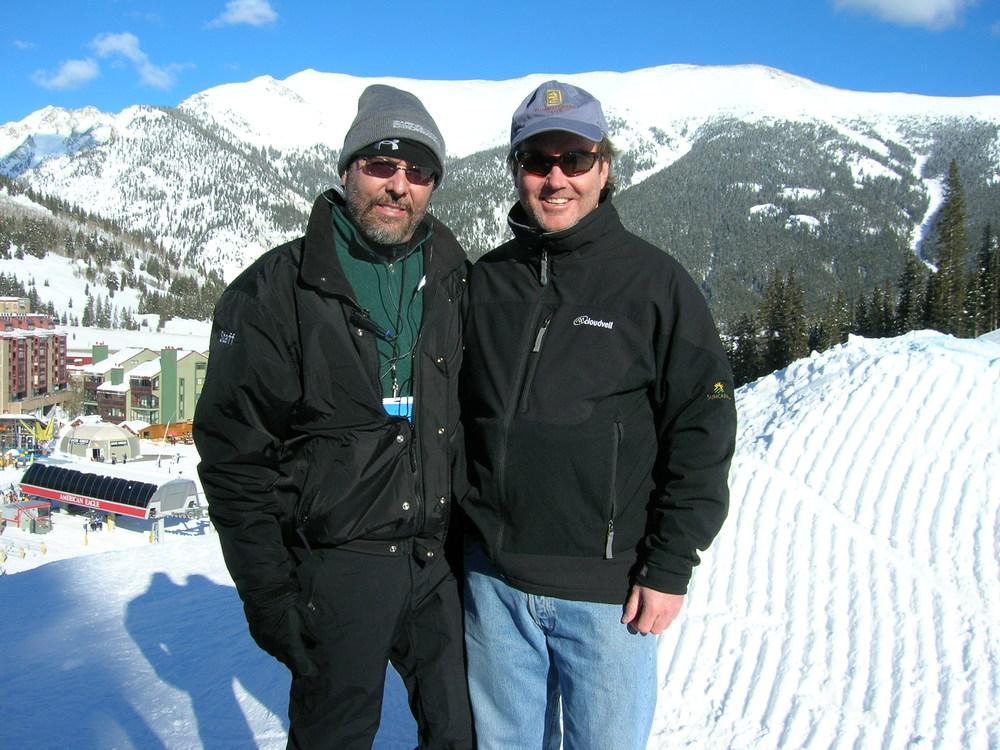 John Zaring & Brad Vancour 2007.jpg