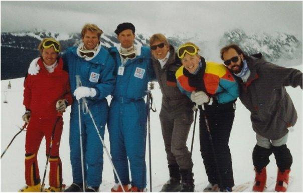 Vancour, Godber, Zaring & Guests 1988.jpg