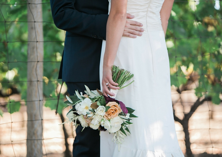 Farmstead at Long Meadow Ranch Wedding with Venn Floral, L'Relyea Events, & Jennabeth Photography.