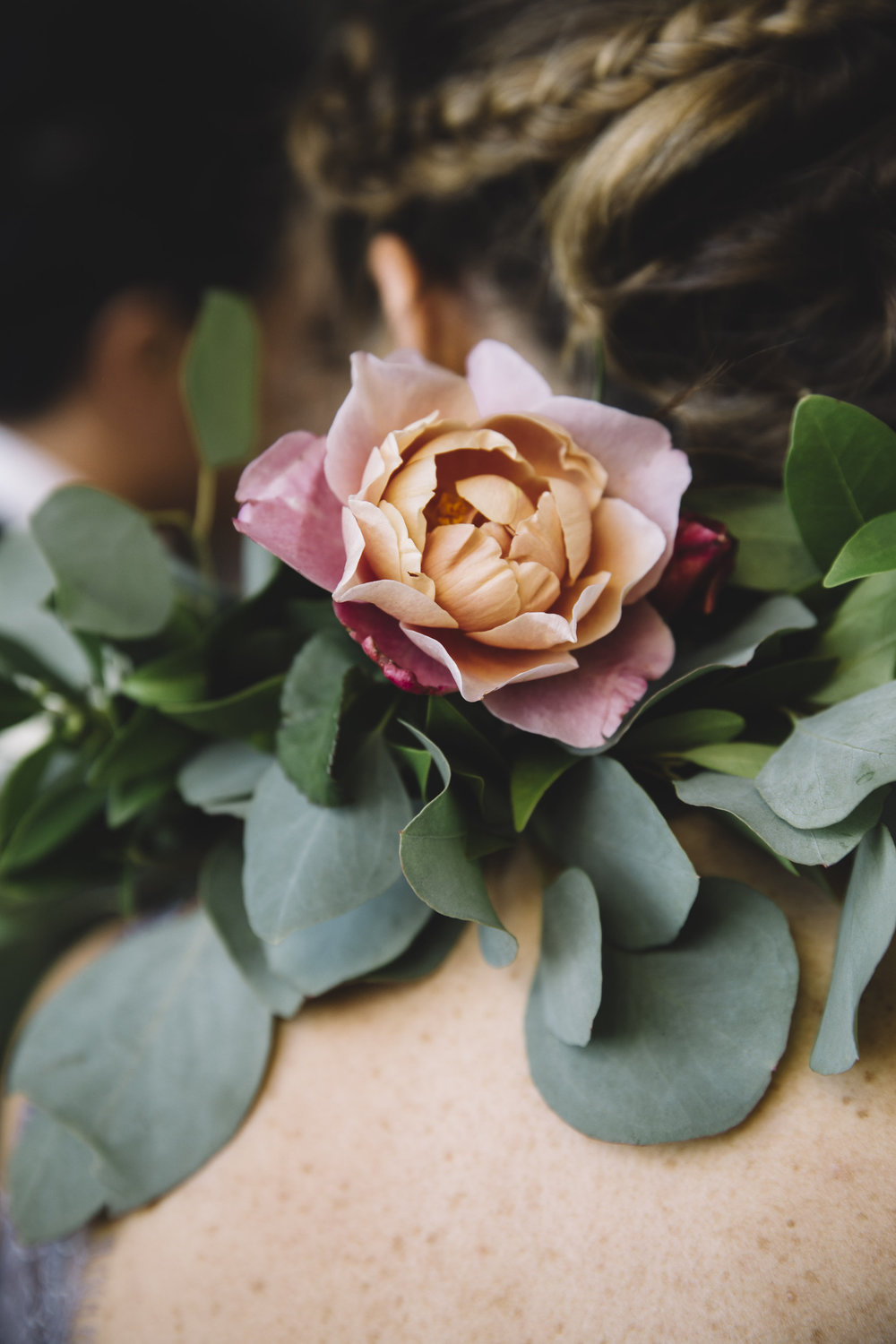 Alternative Bridal Bouquets by Venn Floral | Photo by Lucille Lawrence