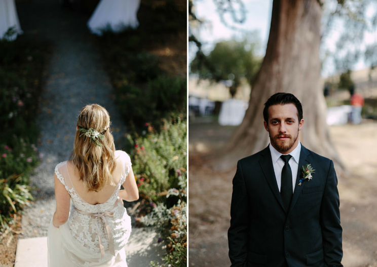 West Marin wedding with Venn Floral and Levi Tijerina.