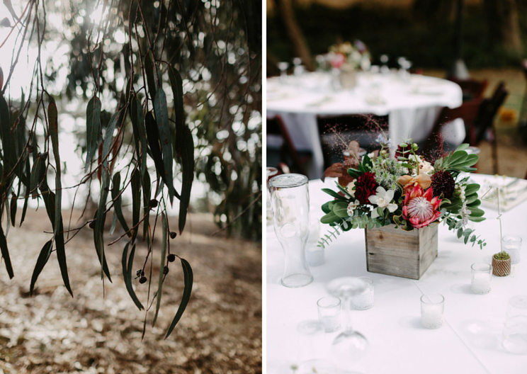 West Marin wedding by Venn Floral and Levi Tijerina.