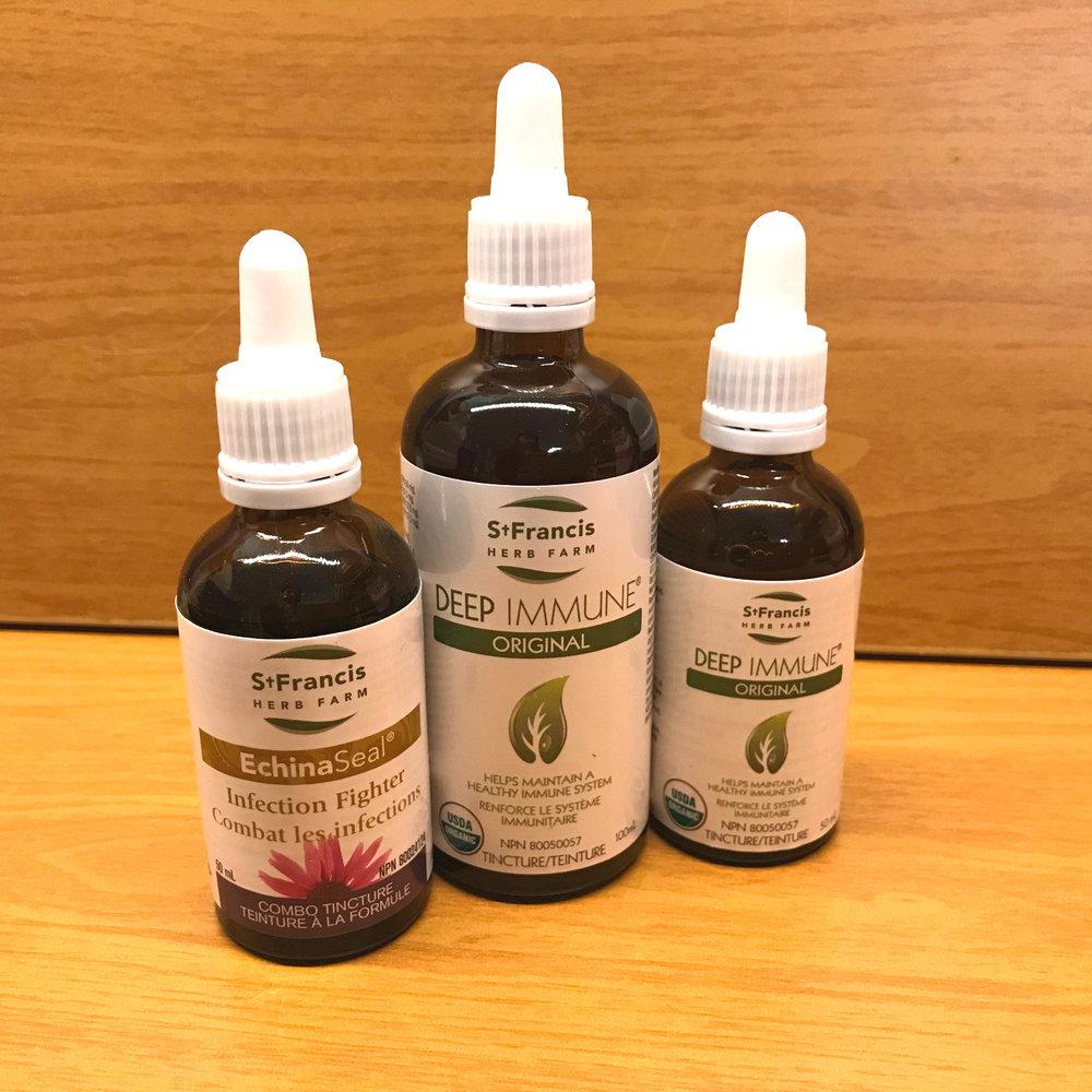 Deep Immune/Echinaseal -20% St-Francis