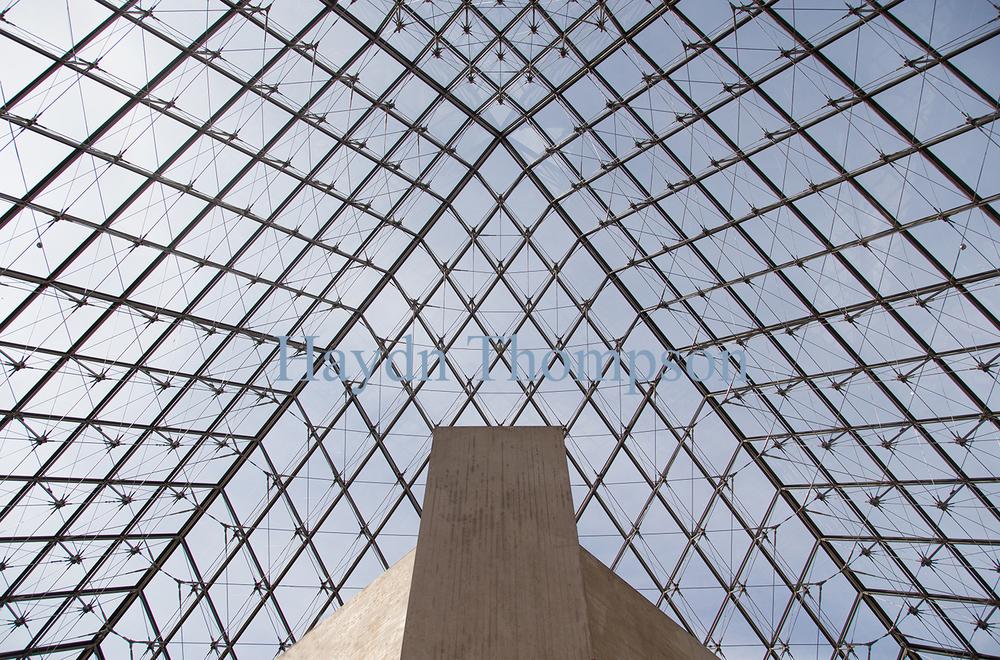 Musée Du Louvre Facade