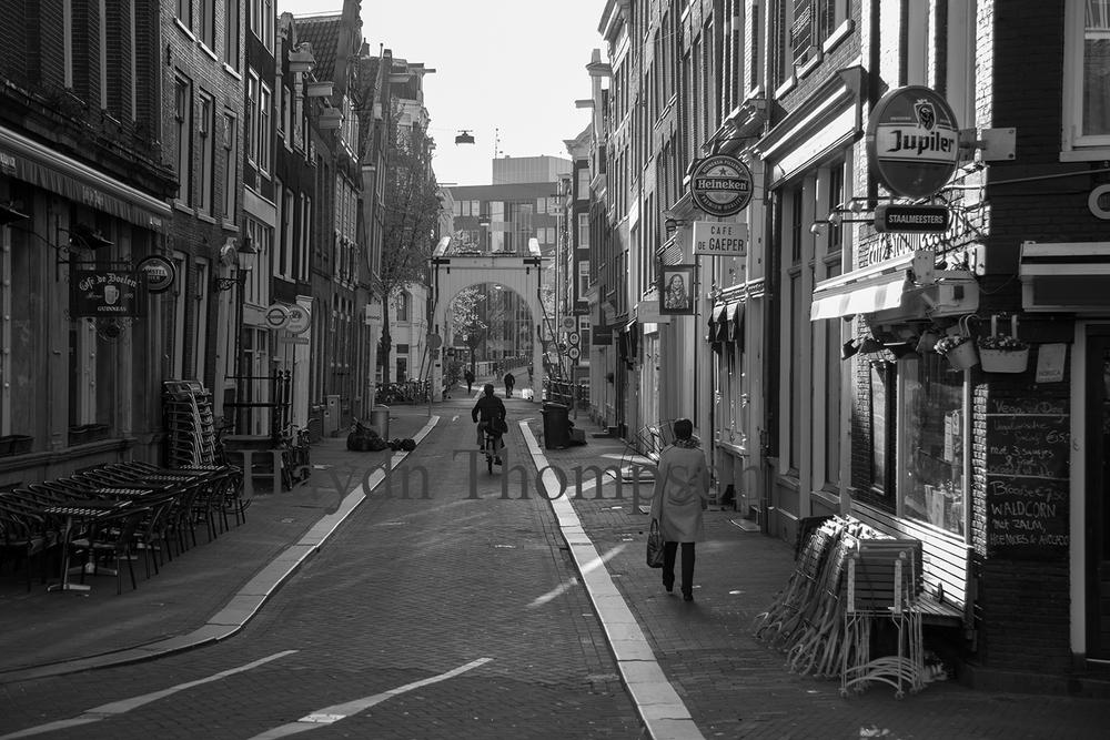 Morning Amsterdam
