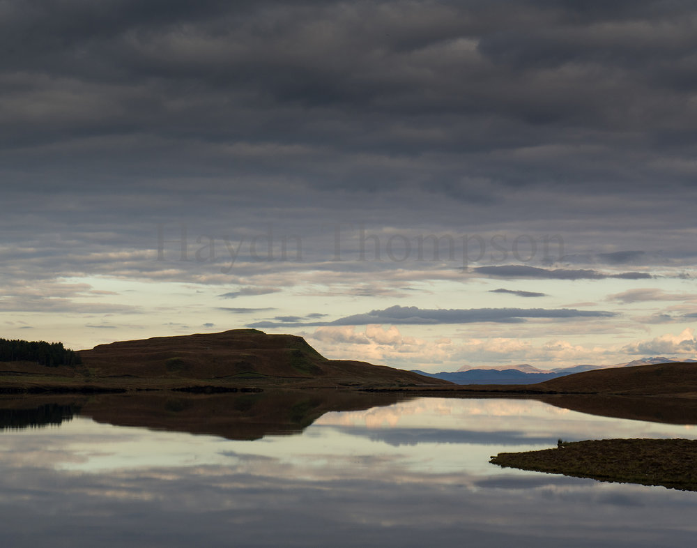 Reflections of Skye