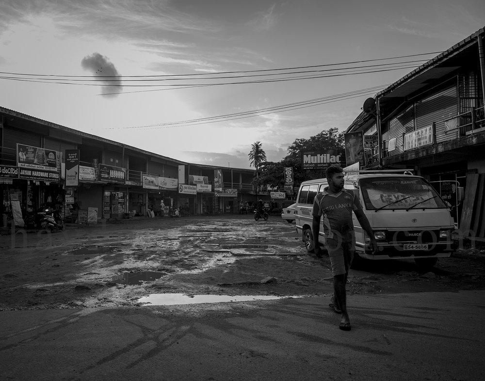 Stores of Kirinda